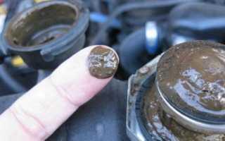 Чем промыть охлаждающую систему двигателя