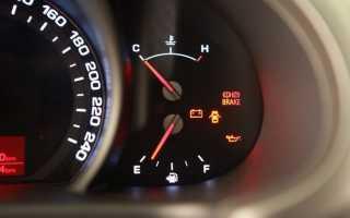 Двигатель долго прогревается до рабочей температуры