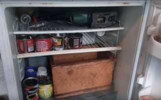 Что можно сделать из холодильника своими руками
