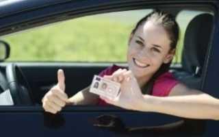 В какое время года лучше учиться вождению