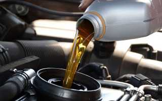 Периодичность замены масла в дизеле