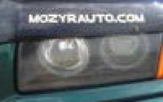 Замена лампочек на светодиоды в автомобиле