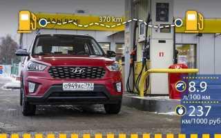 Почему новая машина расходует много бензина