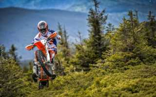 Классы мотоциклов Эндуро по целевому назначению и мощности