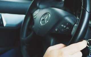 Почему машину уводит влево