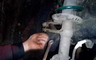 Замена рулевого наконечника без съемника