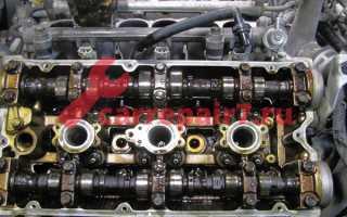 Стук гидрокомпенсаторов на холодном двигателе