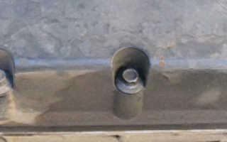 Кольца под болты клапанной крышки шевроле лачетти