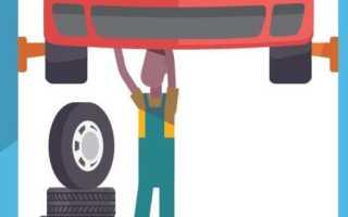 Как выбирать шины бу
