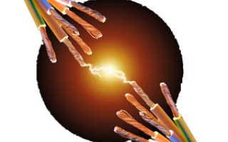 Как происходит замыкание проводки
