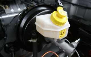 Как проверить обратный клапан вакуумного усилителя